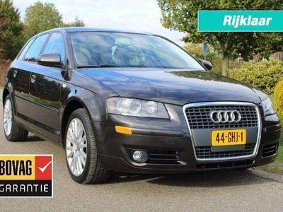 tweedehands Audi A3 Sportback 2.0TFSI 200pk ECC/cruise/leer/schuifdak/