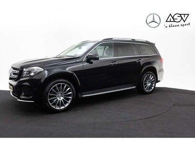 tweedehands Mercedes GLS500 4MATIC Comand, LED-koplampen, Anti-diefstal pakket,..