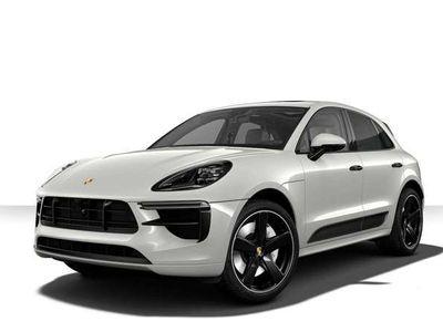 tweedehands Porsche Macan Turbo Turbo Krijt Sport Design Exclusive 2.9