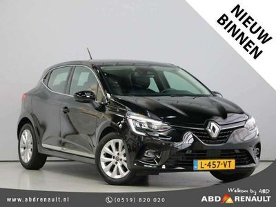 tweedehands Renault Clio TCe 100pk Intens | Easy Link Navi | Led Koplampen | Clima | Cruise | Camera | Garantie t/m 23-06-2025