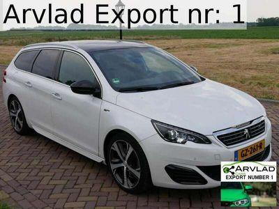 tweedehands Peugeot 308 NETTO 9399 **GT-LINE**FULL**PANO* SW GT 2.0 BlueHD