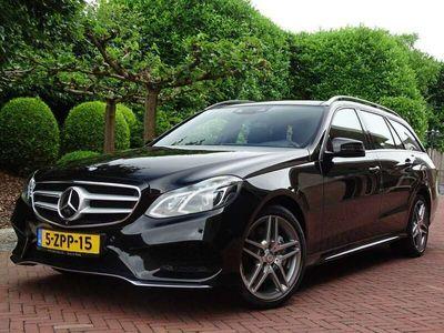 tweedehands Mercedes E350 Estate 4MATIC AMG Pano.dak Full options