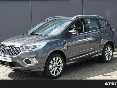 tweedehands Ford Kuga 1.5 EcoBoost 150PK Vignale € 9.000,- KORTING