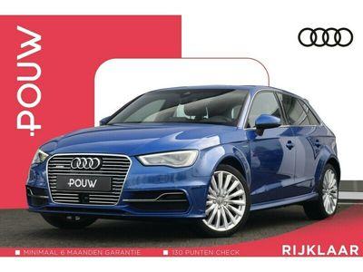 tweedehands Audi A3 Sportback e-tron 1.4 TFSI 204pk S-tronic € 22.900- Incl BTW PHEV Pro Line plus + 18'' Velgen + Navigatie