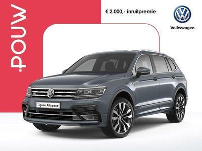 tweedehands VW Tiguan Allspace 1.5 TSI ACT 150pk DSG Highline Business R 7p. + Advance Pakket + 20