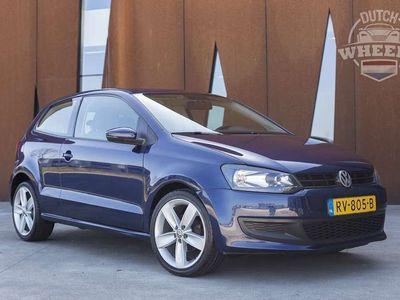 tweedehands VW Polo 1.2 TDI BLEUMOTION Elektrische ramen, CV, 75PK 2014