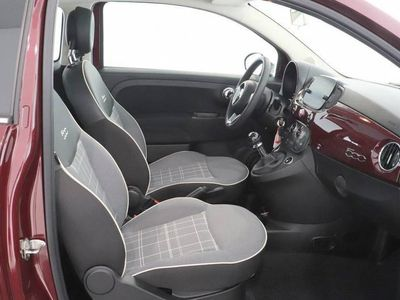 tweedehands Fiat 500 1.2 Lounge | Panoramadak | Navigatie | Apple Carpl