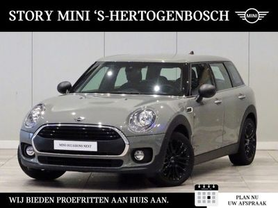 tweedehands Mini One Clubman Business Automaat / Navigatie / Stoelverwarming / Park Assistant / Climate Control / Apple CarPlay / Cruise Control