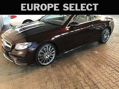 tweedehands Mercedes E350 Cabriolet AMG Designo Burm Comand fabr garantie