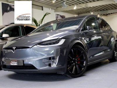 tweedehands Tesla Model X Performance 90D P90D Ludicrous Signature 7P EX BTW