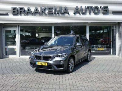 tweedehands BMW X1 SDRIVE 1.8I EXECUTIVE CAMERA - NAVI - ELEK.KLEP -