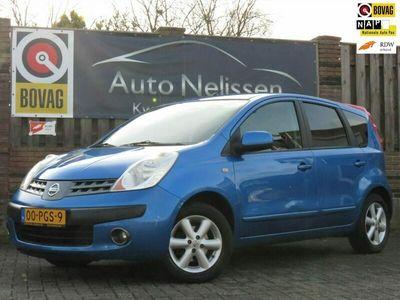 tweedehands Nissan Note NOTE 1.6 110 PK First| AIRCO | NIEUWE APK | LM VELGEN |