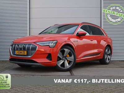 tweedehands Audi E-Tron e-tron - 55 quattro advanced Pro Line Plus 4% Bijtel