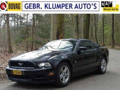 tweedehands Ford Mustang 3.7 V6 Aut., Leer, Navi, Xenon, Cruise, ECC, etc.