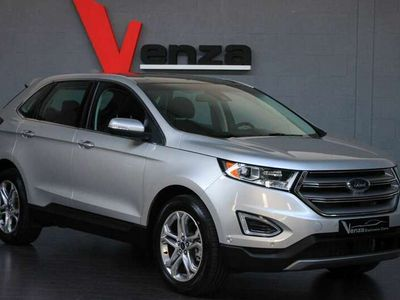 tweedehands Ford Edge 3.5 V6 AWD TITANIUM VIGNALE demo-wagen 45% KORTING