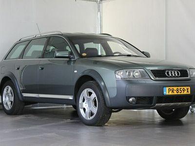 tweedehands Audi A6 Allroad 2.7 V6 Bi-Turbo Quattro Automaat | BTW auto | Youngtimer