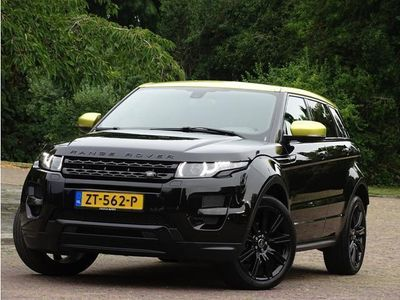 tweedehands Land Rover Range Rover evoque 2.2 SD4 4WD R-Dynamic / automaat LED / kuipstoelen