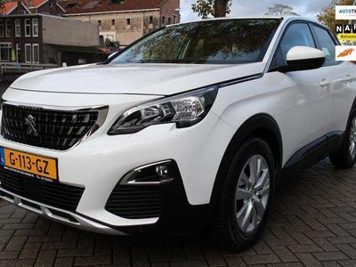tweedehands Peugeot 3008 1.2 PureTech Blue Lease Executive AUTOMAAT LEER NE