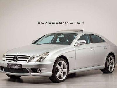 tweedehands Mercedes CLS55 AMG AMG Btw auto, Fiscale waarde € 12.000,-