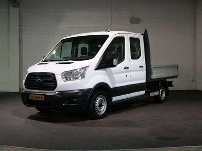 tweedehands Ford Transit 2.2 TDCI L2 H1 DC Pick Up