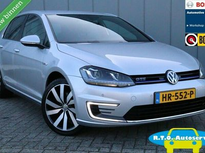tweedehands VW Golf 1.4 TSI GTE NAVI ZEER NETTE AUTO !!
