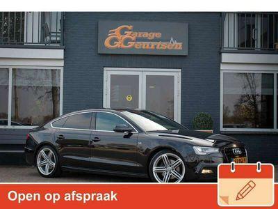 tweedehands Audi A5 Sportback 3.0 TDI Automaat, S-line, Navigatie, Tre