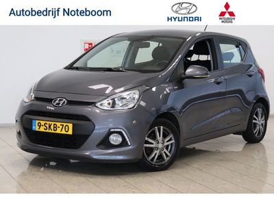tweedehands Hyundai i10 1.0i i-Motion Comfort Plus | Lm velgen | parkeerhu