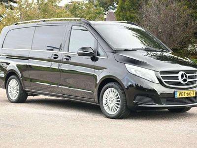 tweedehands Mercedes V250 250D !!FULL OPTIONS!!47dkm!! DC DUBBELE CABINE!!