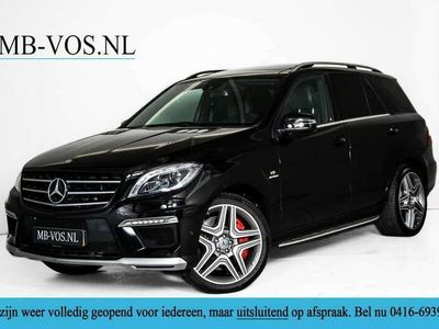 tweedehands Mercedes ML63 AMG AMG Performance 4-M Panorama/Standkachel/Camera/Active