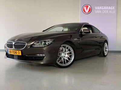 tweedehands BMW 640 640 i High Executive Bang & Olufsen,Panoramadak,Lee