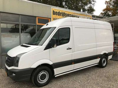 tweedehands VW Crafter 35 2.0 TDI Euro 5 L2H2 Airco Imperial Trekhaak 2t