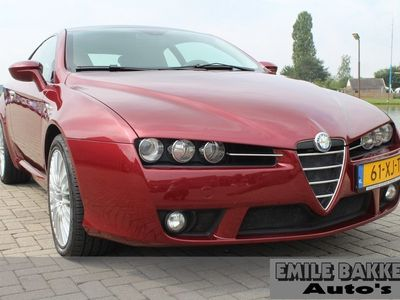 tweedehands Alfa Romeo Brera 3.2 JTS Q4 SkyWindow 1e eig./LEER/ECC