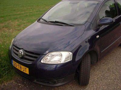 tweedehands VW Fox 1.4 OPTIVE KOUDE AIRCO 69929 km NAP BENZINE YOUNGT