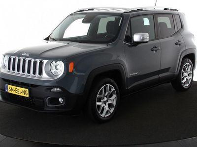 tweedehands Jeep Renegade 1.4 MultiAir Limited | Navigatie | Xenon | Zondag Open!