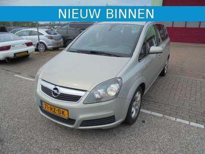 tweedehands Opel Zafira 1.8i 16v Cosmo 7Pers Nap Apk 12-21