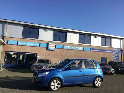 tweedehands Chevrolet Aveo 1.2 16V LS B-CLEVER | AIRCO | 5-DRS