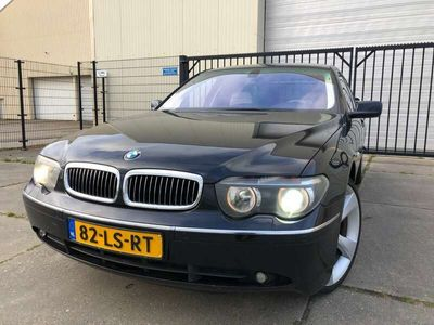 tweedehands BMW 760 Individual V12 Aut. 2003 Bomvol Nap Apk