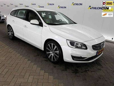 tweedehands Volvo V60 2.4 D5 Twin Engine Special Edition 170kW automaat Incl.BTW.