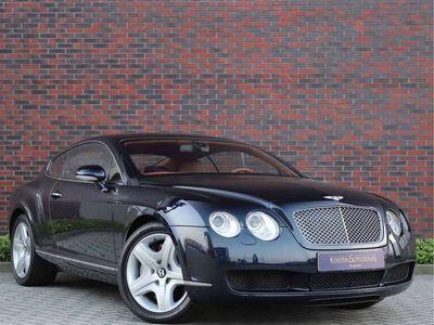 tweedehands Bentley Continental GT 6.0 W12 *Breitling*Dealer odh*Youngtimer!*