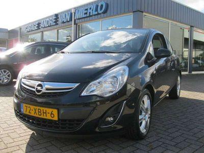 tweedehands Opel Corsa 1.2-16V ECO-FLEX BI-FUEL DESIGN EDITION