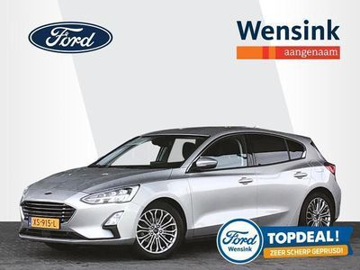 tweedehands Ford Focus 1.0 EcoBoost Titanium Business |