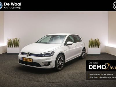 tweedehands VW e-Golf E-DITION 136pk