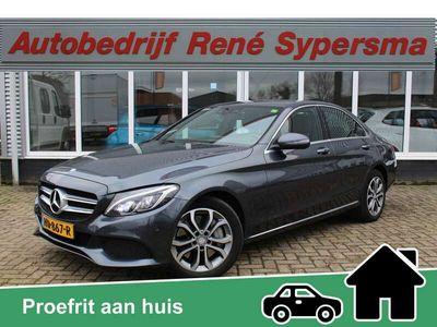 tweedehands Mercedes C350e Lease Edition Keyless/Camera/HUD/Standkachel Top