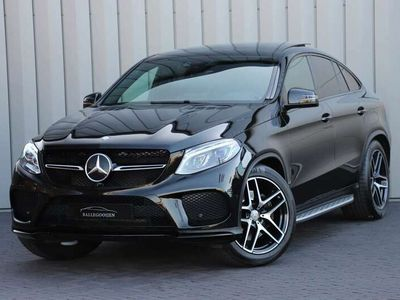 tweedehands Mercedes GLE400 Coupé AMG 4-Matic Aut9 333PK Luchtvering Panoramad