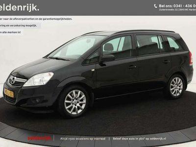 tweedehands Opel Zafira 2.2 Temptation 7-persoons *Lees advertentie*   Nav