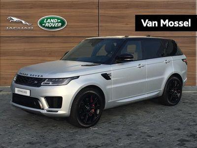 tweedehands Land Rover Range Rover Sport P400e HSE Dynamic | Hybrid | SVO Satin Verbier Silver | Adaptive Cruise Control | Blind Spot |