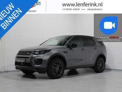 tweedehands Land Rover Discovery Sport 2.0 TD4 SE 180 pk Grijs Kenteken Adapt. Cruise, Le