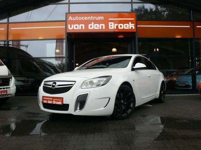 tweedehands Opel Insignia 2.8 T OPC 4x4 Navi Leder Climate Cruise Ctr Stoelv