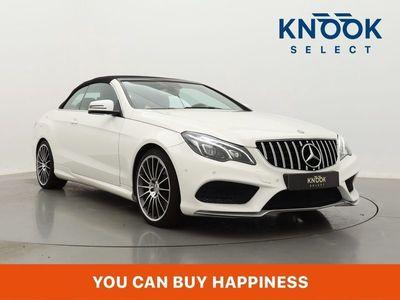 tweedehands Mercedes 400 E-KLASSE CabrioletAMG | 19'' | Airscarf | Harman Kardon | LED