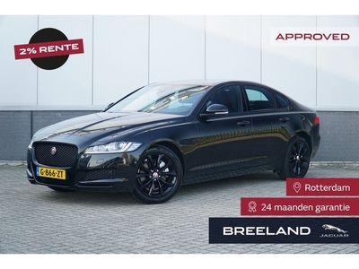 "tweedehands Jaguar XF 2.0t Premium Edition | 18"" | Black Pack | DAB+ | Care"